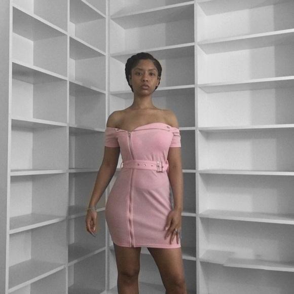 Dresses & Skirts - 💗 🙅🏻♀️SOLD OUT RESTOCKED Pink Brunch Dress